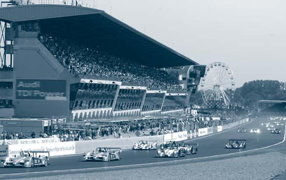 Photo qui illustre Le Mans